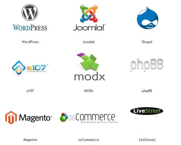 популярный хостинг сайтов